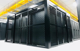 Supply And Installation Of New Cage Partition For Du (Khazna DC)